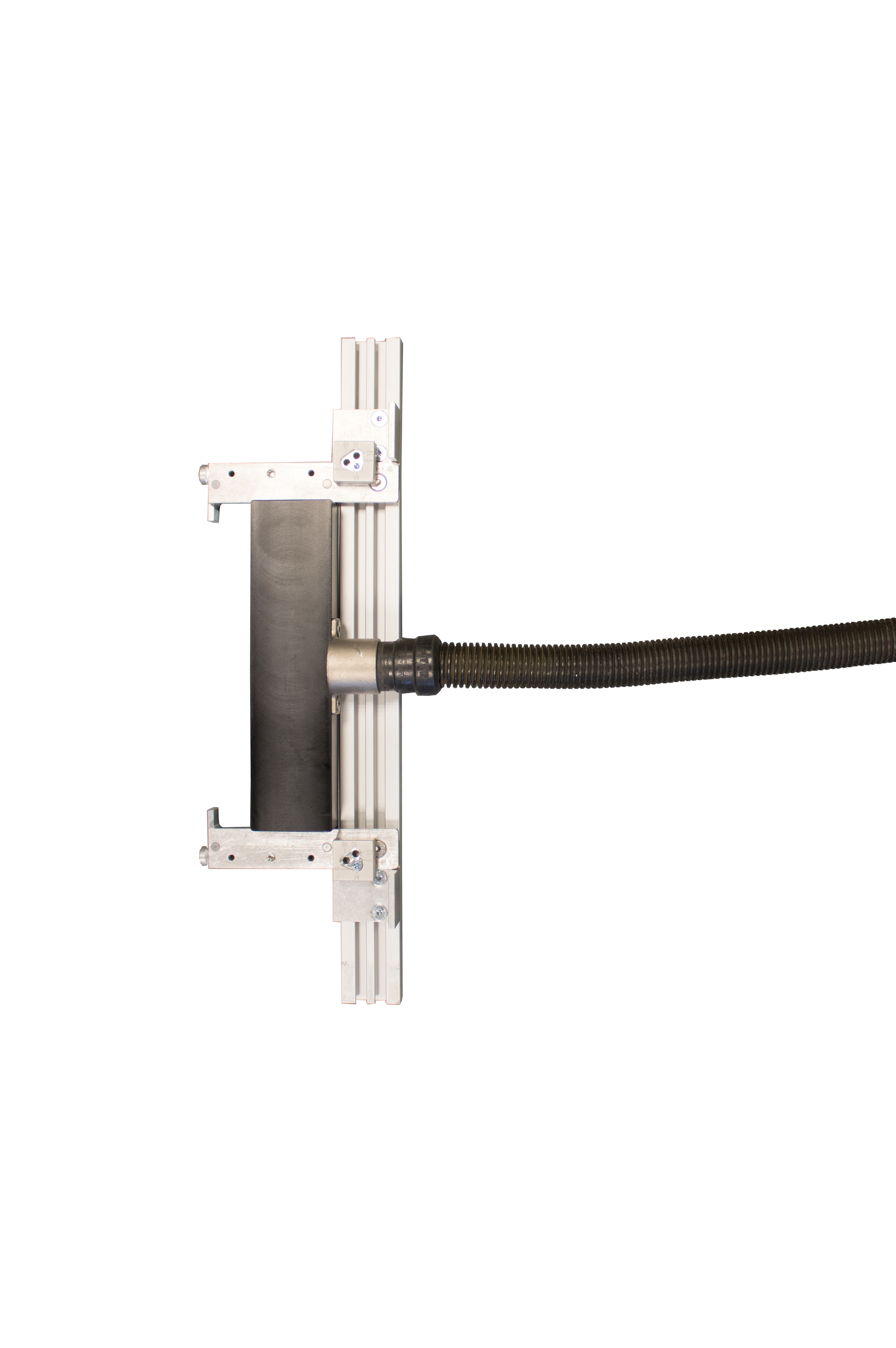 Basismal rails incl. 1 basisbl. en stofafz. 300mm